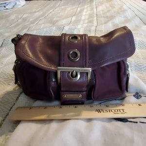 Prada Vintage Leather Shoulder Bag